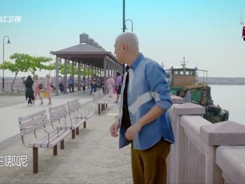 徐峥和女神佘诗曼香港渔村约会,感受恬静生活,好浪漫的感觉!