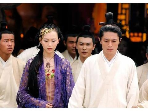 《燕云台》还未播,唐嫣又一新剧开拍,与老搭档时隔8年后再聚首