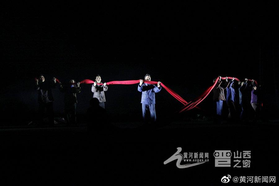 山西原创晋剧现代戏《阳光下的红丝带》太原首演