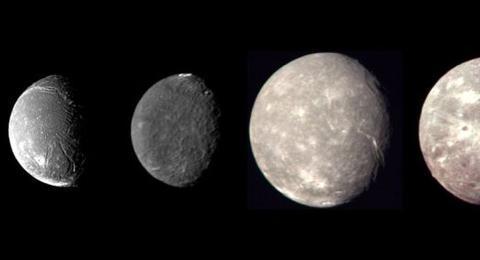 冥王星又起疑团,与天王星卫星高度一致,它到底是如何形成的
