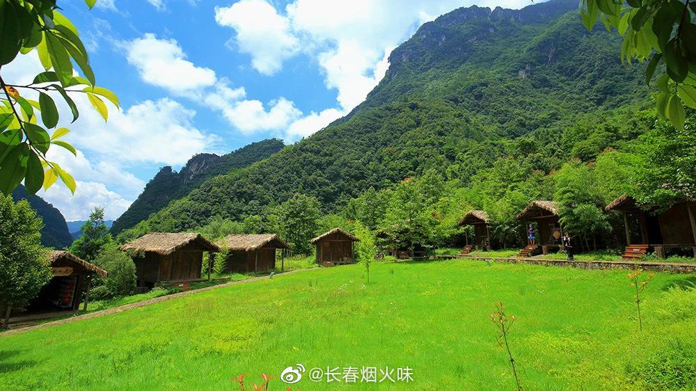 你可以玩转中国第一动感峡谷 ——武陵山大裂谷