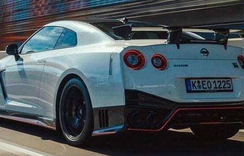 日产GT-R推出限量款车型 性能再次升级