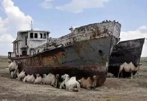全球最衰落的海军,曾经有海有船有女兵,现在只剩下沙漠和美女了