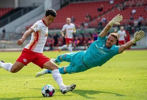 维尔纳离队!莱比锡红牛进攻不降反升!迎德甲开门红新赛季再冲冠