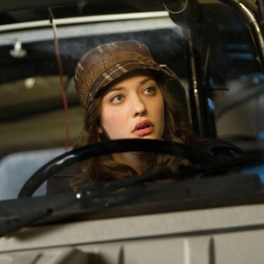 《雷神》中的演员凯特·戴琳斯评论桃总dick照事件