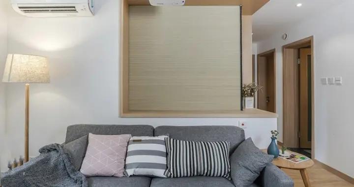 惊艳日式风,宅家也自在,90平米的三居室让人每天都元气满满