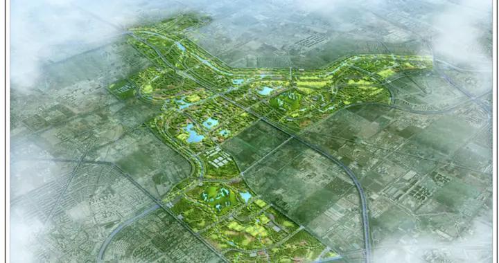 温榆河公园顺义板块一期工程开工,规划建设面积82万平方米