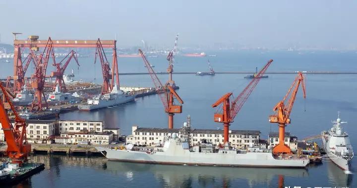4艘052D、2艘055大驱,2020年海军或可接收6艘盾舰