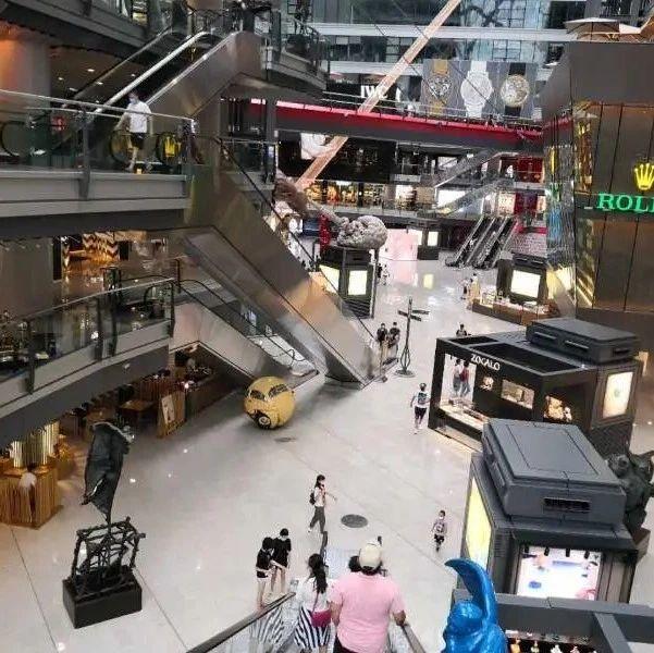 影院复工客流恢复,直击京城大型商场消费潮