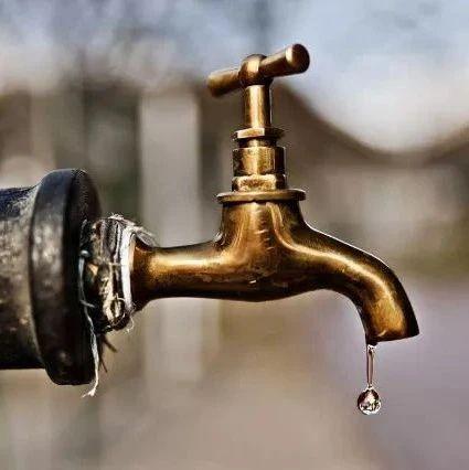 哈市这片区域注意:周二停水14小时