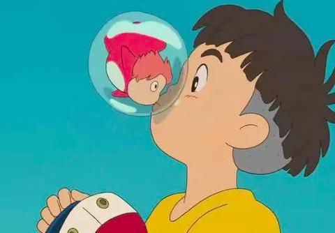 宫崎骏悬崖上的金鱼姬将引进内地,千与千寻与龙猫获得超6亿票房