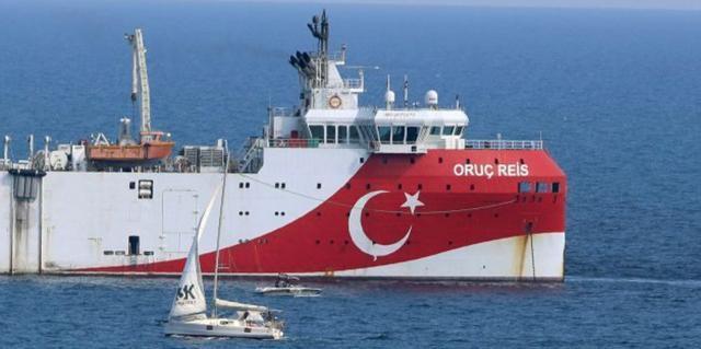 主权绝不容许侵犯!希腊誓言保卫自己岛屿,土耳其科考船悄悄滚蛋