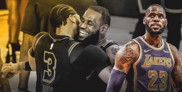在NBA西部决赛第二场结束之后,湖人当家球星詹姆斯对于投入绝杀3分的戴维斯是赞不绝口