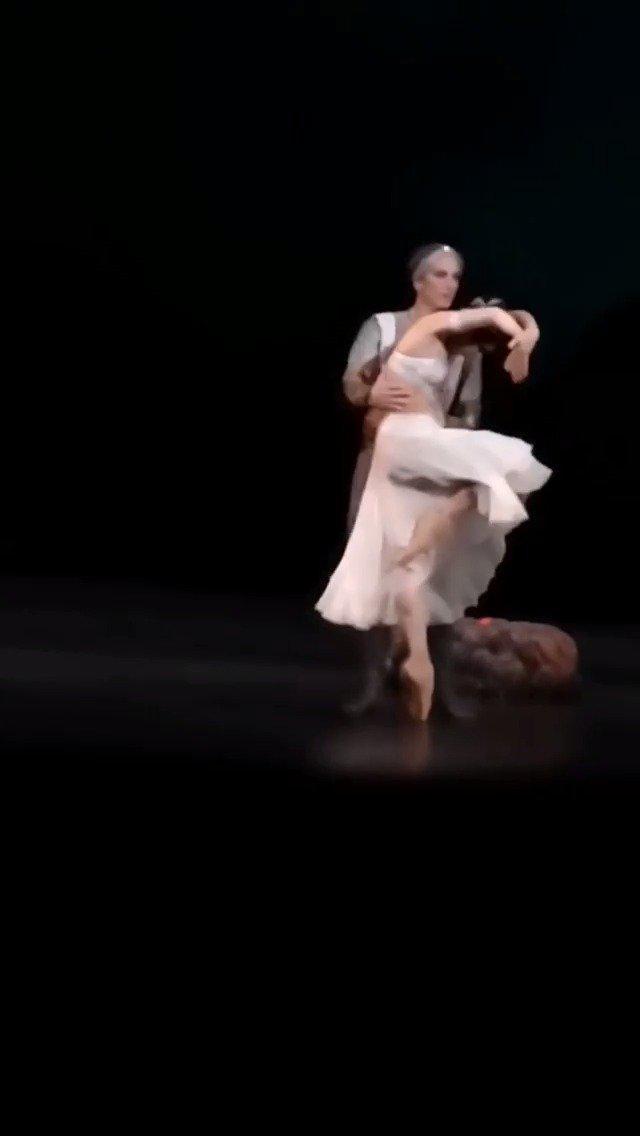 斯坦尼拉夫斯基剧院 2020年9月20日 舞姬一幕双人舞 Erika