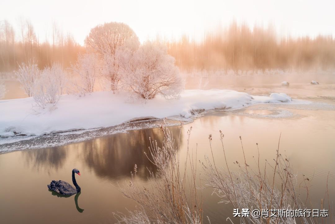 低调的雾凇之乡,与哈尔滨冰雪大世界齐名,叫得出名字的人却不多