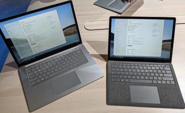 新款Surface Laptop细节流出 采用酷睿i5处理器