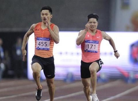 亚洲飞人百米赛季排名:00后天才何宇鸿第六,谢震业10秒31排20位