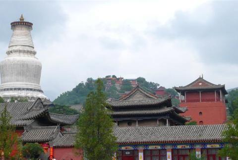 鲁智深大闹的五台山,为什么成了旅游胜地?如今依旧香火不断