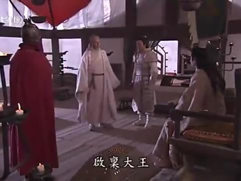 """800诸侯孟津会师,围猎纣王,推荐""""毛头小伙""""出任新天子"""
