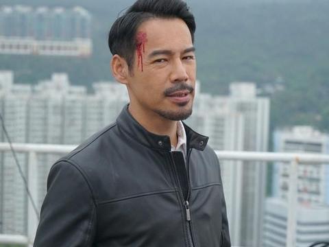 《反黑路人甲》:剧中最惨的大哥,必须是徐荣饰演的丧钟,太难了