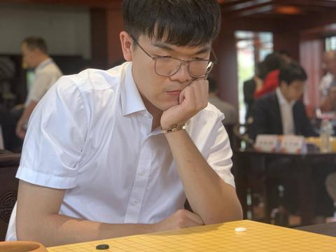 争两亚洲杯参赛席位!柯洁等5位世界冠军晋级电视围棋快棋赛8强