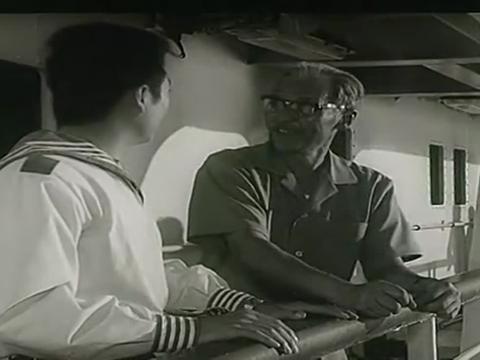 一个水手的梦想....