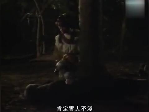 83版射雕:梅超风随意杀人,就当是蝼蚁一般,可怕的女魔头