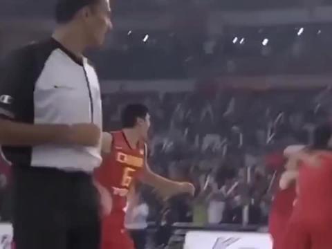 回顾2011亚锦赛!中国vs约旦下半场,阿联发力,易立经典一扣