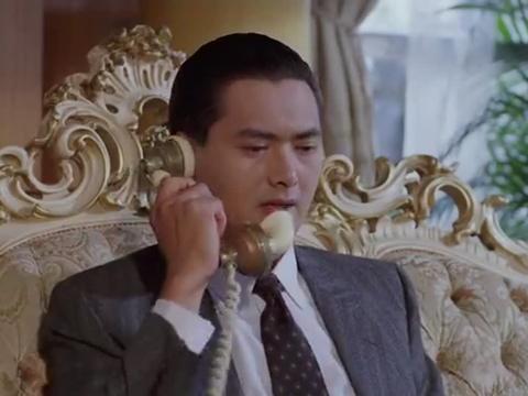 《江湖情》刘德华拼死相护万锌良,事后却被他出卖