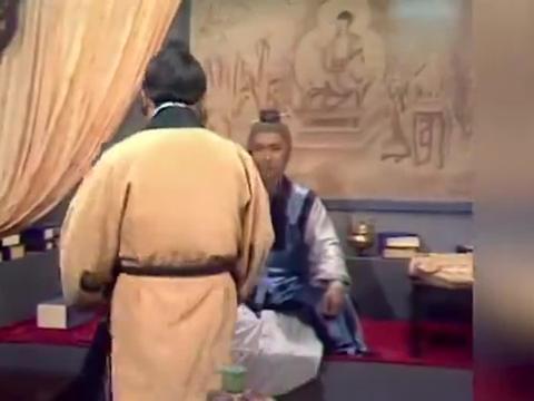 83版射雕:王重阳交代后事,周伯通还没回过神,对方就一命呜呼了