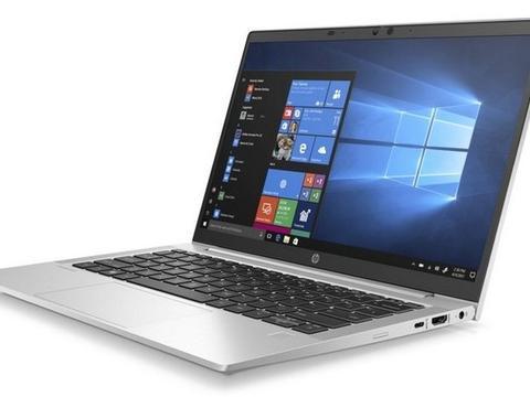 惠普新款商务本ProBook搭载AMD锐龙处理器