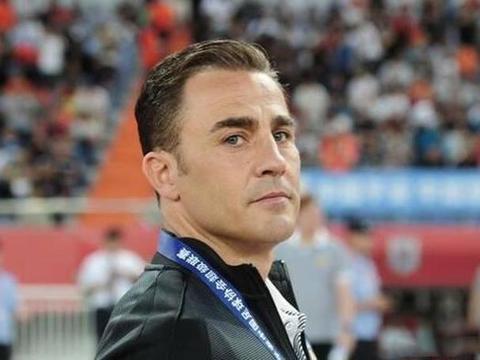 卡纳瓦罗再次回应外界质疑!表示当恒大的主教练,肯定会受到批评