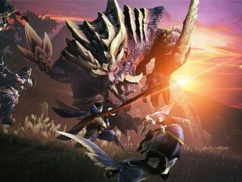 卡普空采用RE引擎打造《怪物猎人:崛起》,游戏帧数是30FPS