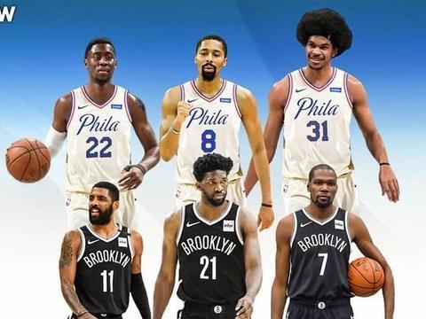 NBA真要大结局了!篮网7换1豪组三巨头?他和杜兰特欧文联手无敌