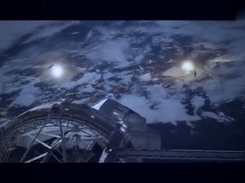 画风彪悍的一部科幻战争片,场面一流,错过是种遗憾~