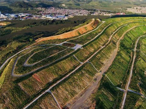 """中国最""""绿色""""的煤矿区,规模巨大,年产上亿吨煤!"""