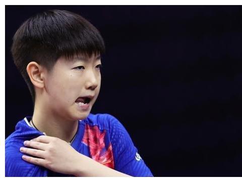 力压陈梦成就三冠王后,孙颖莎再迎机会,若能抓住东京奥运就稳了
