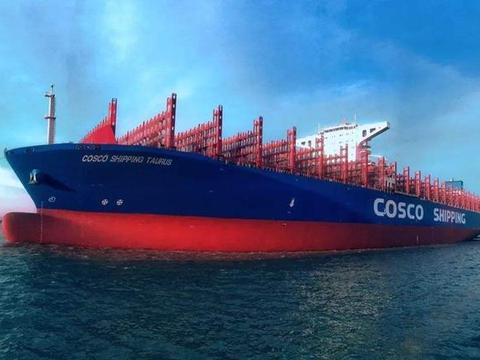 超20万吨上万装箱量!中船重工再造世界之最,排水量更超4艘航母
