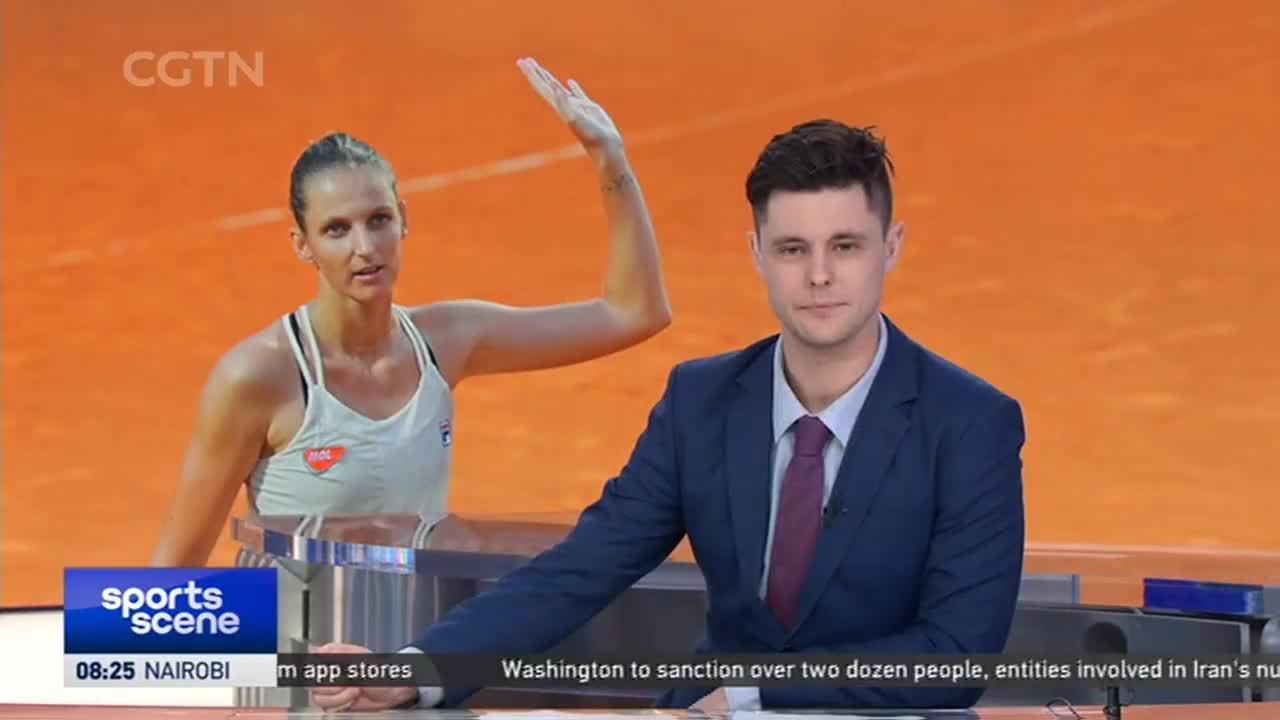 WTA罗马赛-哈勒普、普利斯科娃会师决赛