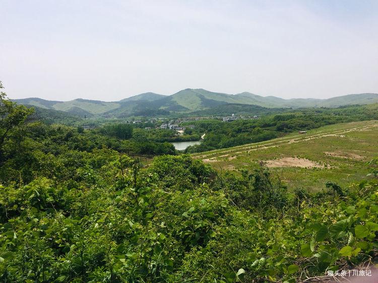 南京一个千年古村落,是江南最美乡村,山环水绕外地人很少来