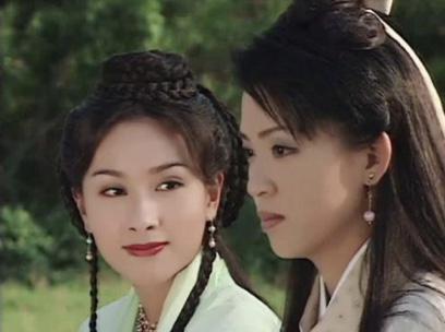6位港剧古装美人,每一个都好灵动,最美不是杨恭如万绮雯