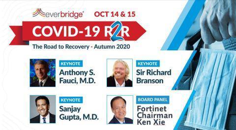 理查德·布兰森爵士将和安东尼·福奇博士及桑贾伊·古普塔博士一起