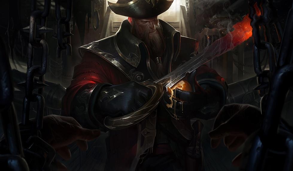第一第八海盗的家?多种前期思路,助你轻松上分,海盗阵容并不难(图1)