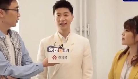 三大世界冠军隔空比帅!宁泽涛少年感十足,马龙似白马王子
