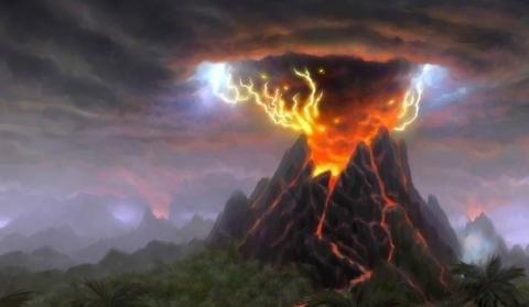 5500万年前火山爆发导致生物灭绝,如今人类活动危害是它的8倍