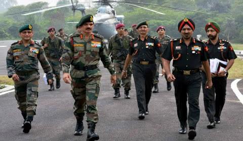"""印度""""山地军""""牛皮被戳破 大量士兵在拉达克冻残 一枪未开撤离"""