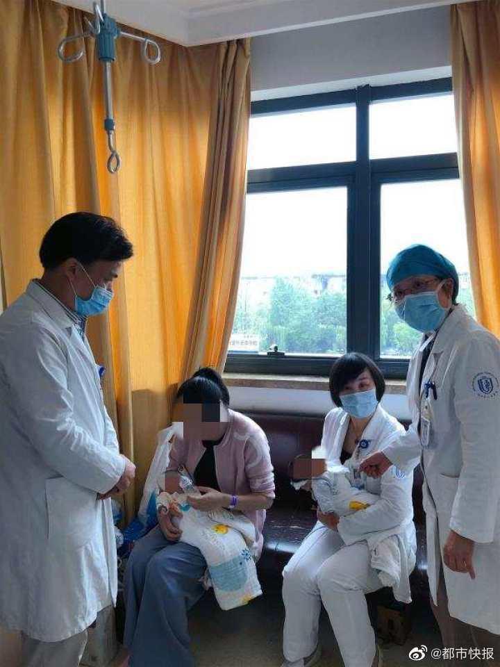 杭州有位妈妈做了5次试管,好不容易早产生下一对双胞胎……