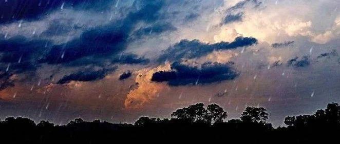 强降雨今夜来袭!气温骤降5℃,最低可达…40县发布地质灾害风险预警