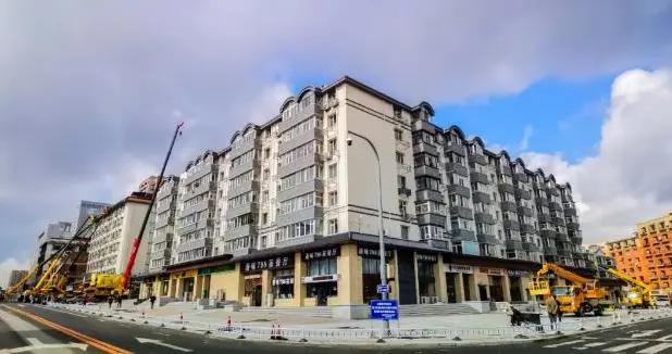 长春红旗街升级改造预计9月底完工