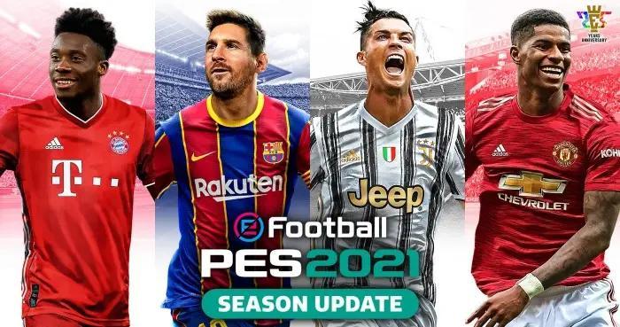 《实况足球2021》IGN 7分:真换皮 更新少